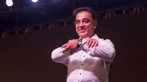 actor rajinikanth party name kamal haasan launches party names it makkal needhi maiam