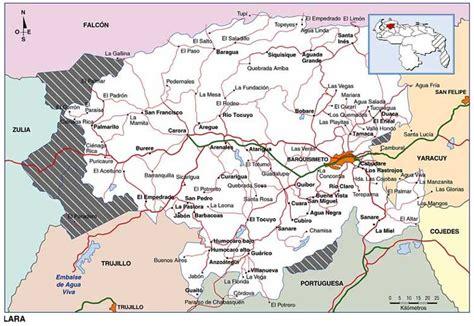 imagenes del estado lara venezuela mapa vial de lara