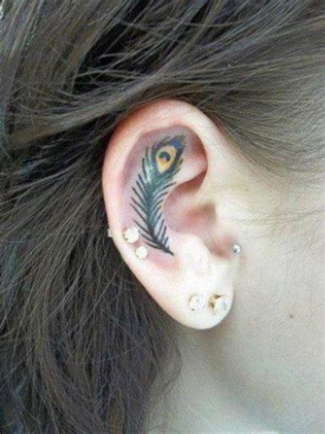 tattoo behind ear aftercare 55 excellent mini ear tattoo designs meanings powerful