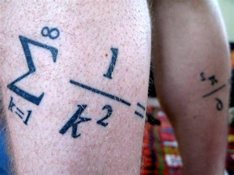 tattoos math greek tattoos