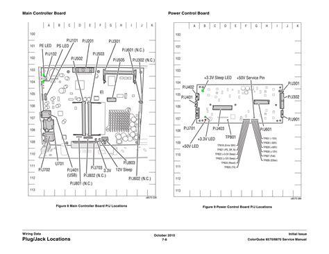 Xerox Printer Colorqube 8570 8870 Parts List And Service