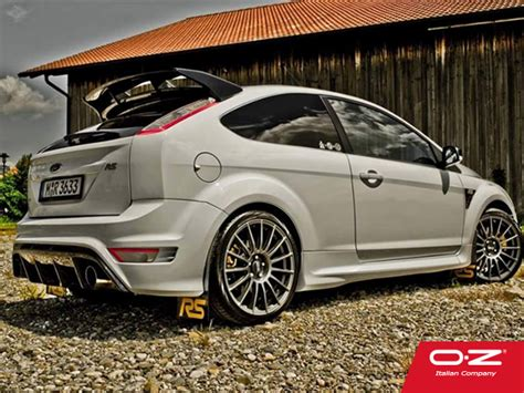 oz felgen ford focus rs oz racing wheels on quot thanks michael for showing