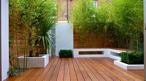 Brise Vue Moderne Pour Jardin by Cl 244 Ture Bois Moderne 20 Id 233 Es Pour Un Design Ext 233 Rieur