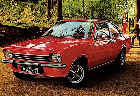 Opel Kadett C by Opel Kadett C Qui Con Curiosit 224 Scheda E Foto