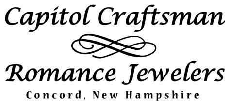 capitol craftsman jewelers handmade goods concord nh