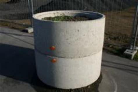 betonringe als blumentopf bauunternehmen