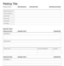 Template Of Meeting Minutes by Templates Meeting Minutes Http Webdesign14