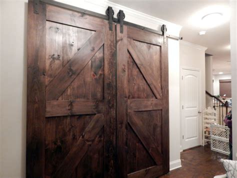 Home Depot Interior Wall Panels by Atlanta Barn Doors We Design Build And Install Custom