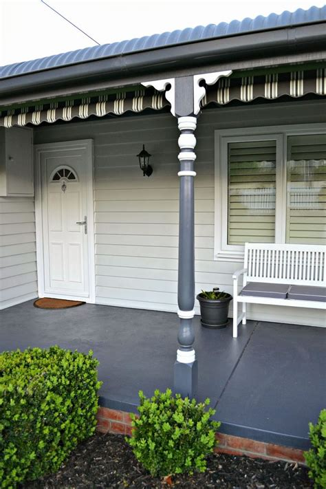 in the night sky the front verandah finally a painted pathway front porch redo pinterest