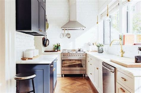 galley kitchen apartments i like blog galley kitchen design ideas to steal for your remodel