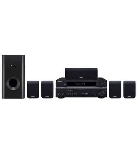 buy pioneer htp 2900 5 1 component home theatre system
