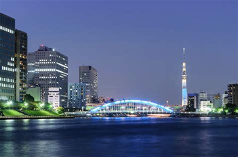 imagenes de japon para fondo de pantalla fondos de pantalla jap 243 n r 237 os puentes tokio noche ciudades