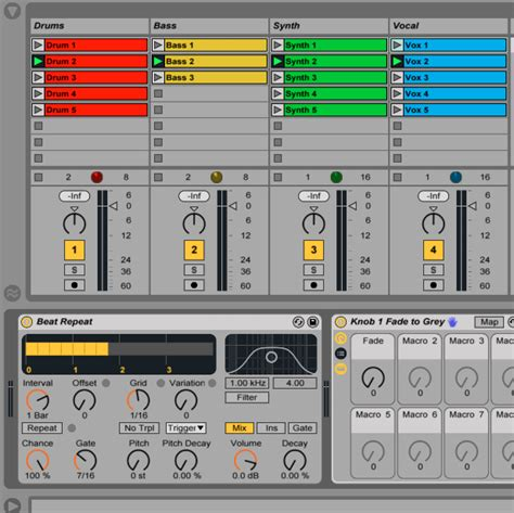Ableton Live Tutorial Adding Swing To Tracks With