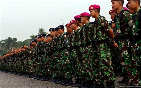 Tanda Jasa Seroja Timor Timor Ntt garuda militer tni diganjar penghargaan