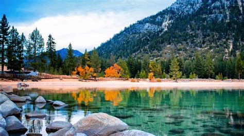 best time to a wedding in california best time to visit or travel to lake tahoe california