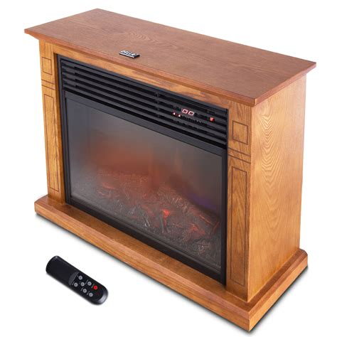 Electric Mantel Fireplace Heater by Large Room Electric Quartz Infrared Fireplace Heater