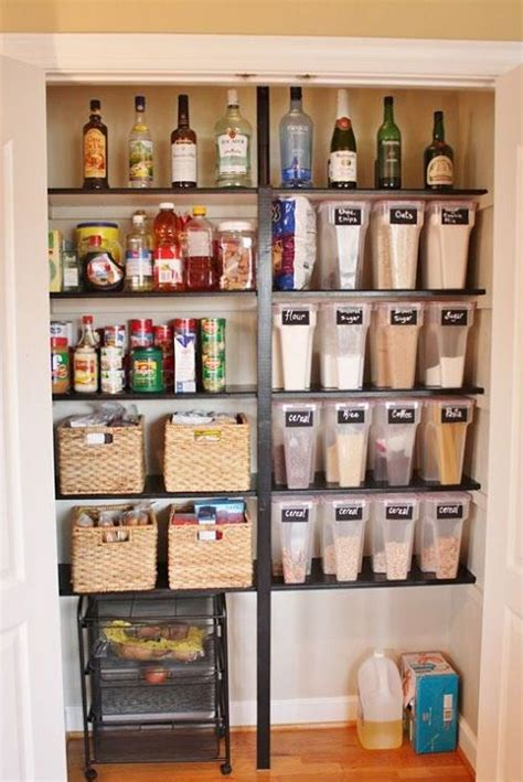 organize small pantry on pinterest small pantry black 84 best images about organize pantries fridges on