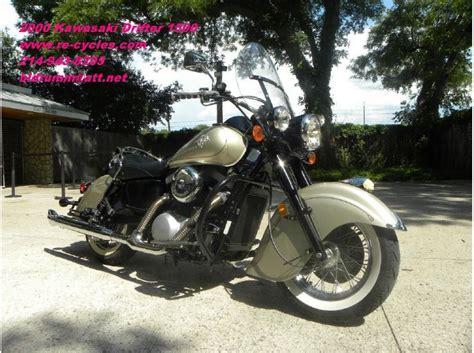 Kawasaki 1500 Drifter For Sale by 2000 Kawasaki Drifter 1500 For Sale On 2040 Motos