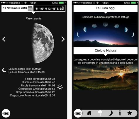 L Calendario Lunare Calendario Lunare 2014 L Almanacco Per Gli Appassionati