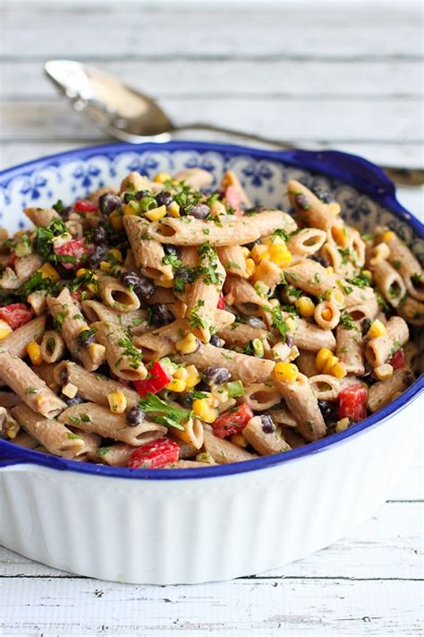 mexican pasta salad a communal table 15 year round pasta salads