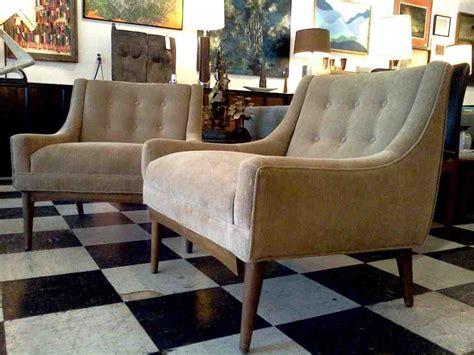 mid century modern living room chairs decor ideas