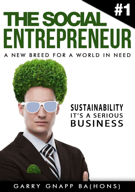 it s not serious books sustainability it s a serious business by garry gnapp