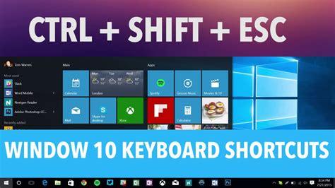 10 most useful window 10 keyboard shortcuts you must
