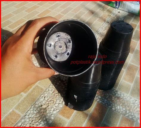 10 Lusin Netpot Putih Ukuran Tinggi 7 Cm jual pot bunga 10cm hitam 150lusin harga grosir pot tanaman plastik 10 cm raja indo