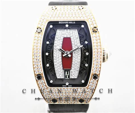 Richard Mille Syahrini Rm007 Rosegold richard mille rm007 gold diamonds jasper discontinued chuan singapore