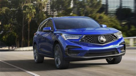2019 Acura Pictures by 2019 Acura Rdx Top Speed