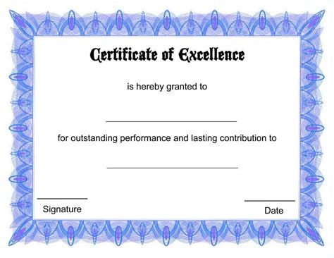 editable certificate template for kids mayamokacomm