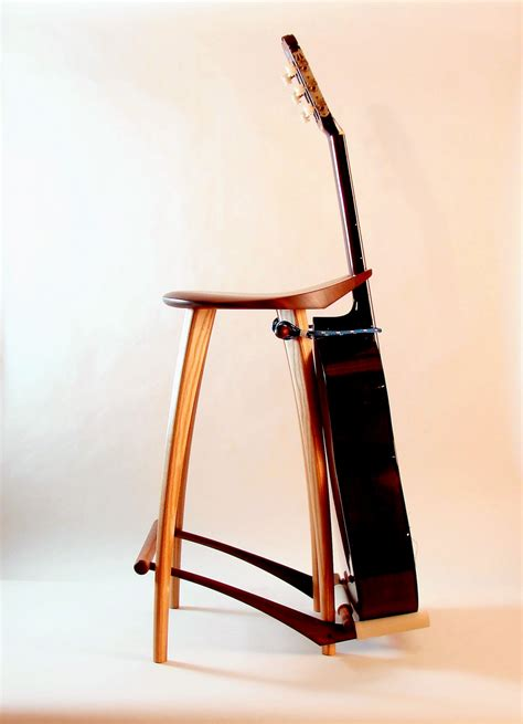 Guitar Stand And Stool by 301 Moved Permanently