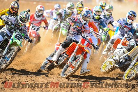 2014 ama motocross tv 2014 motocross tv schedule more than 63 hours of coverage