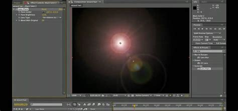 how to integrate after effects with adobe premiere pro cs6 how to create and use lens flares in adobe after effects