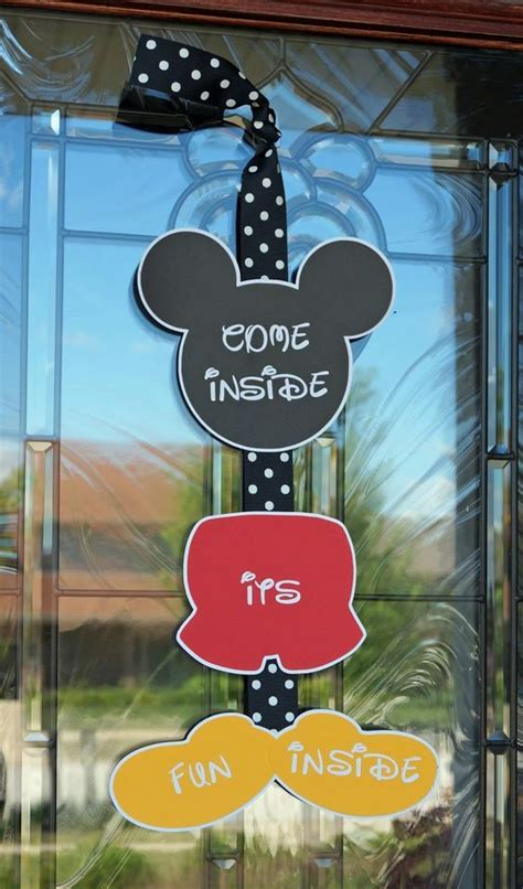 best 25 mickey decorations ideas on mickey decorations diy mickey