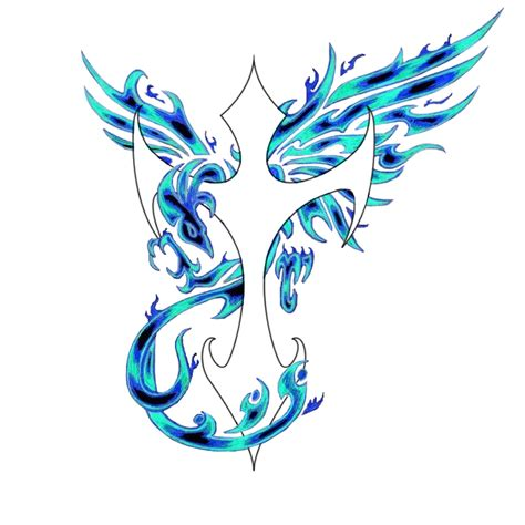 blue phoenix by morphieous on deviantart