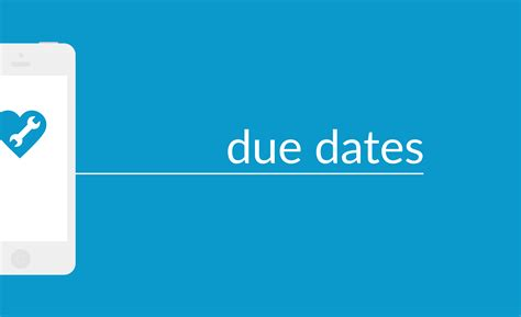 Due Date Lookup Estimate Due Date Driverlayer Search Engine