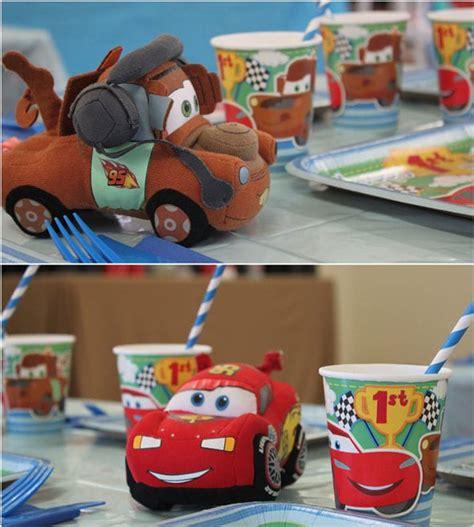 cars themed birthday decorations disney s cars themed birthday party