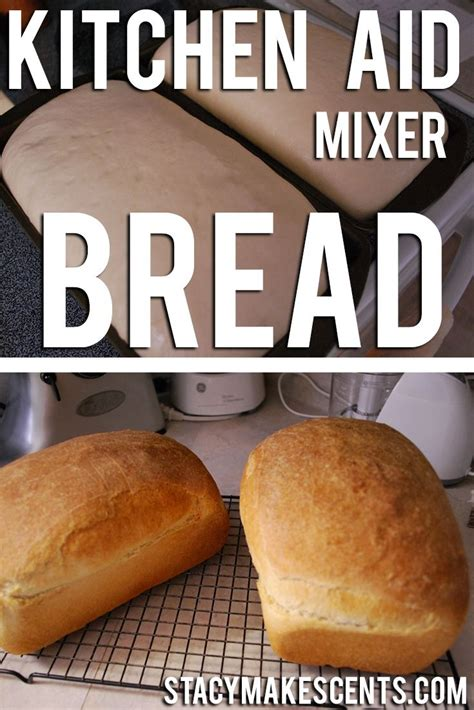 kitchenaid bread recipe ideas  pinterest