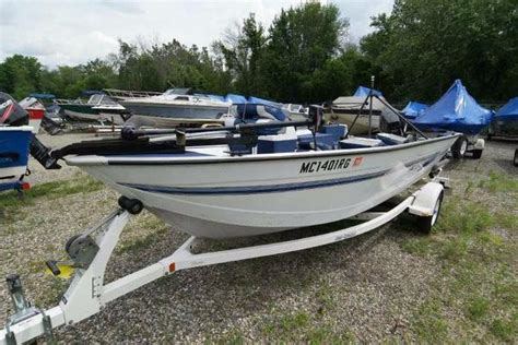 boats for sale marne mi 1995 sea nymph sc 170 17 foot 1995 boat in marne mi