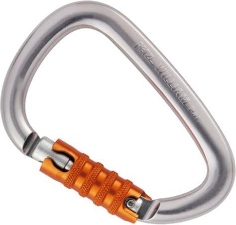 Carabiner Petzl William Triact Lock Karabiner Petzl petzl william triact lock autolocking carabiner at rei