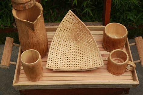 cara membuat kerajinan tangan vas bunga dari bambu miniatur kerajinan dari bambu holidays oo
