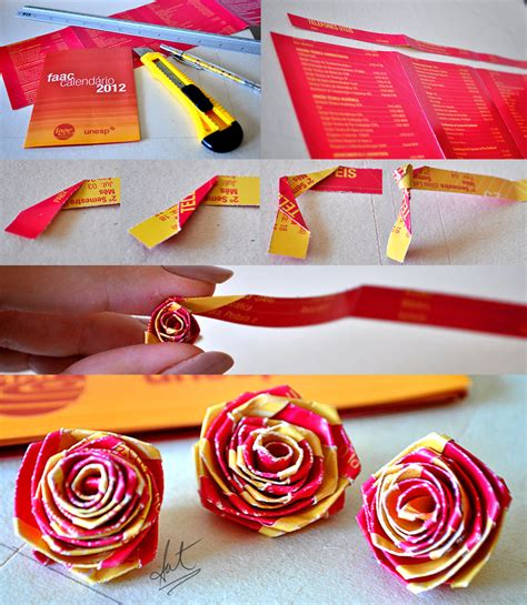 How To Make With Quilling Paper - quilling by satkyoyama on deviantart