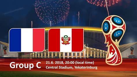 updated vs peru live fifa world cup 2018