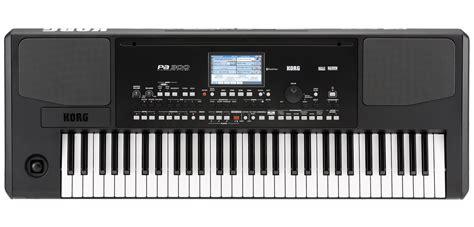 korg announces 61 key pa300 professional arranger 187 synthtopia