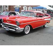 3DTuning Of Chevrolet Bel Air Coupe 1957 3DTuningcom