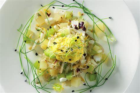 cetriolo di mare cucina ricetta insalata di patate e cetriolo le ricette de la