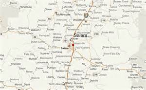 salem oregon map salem oregon location guide