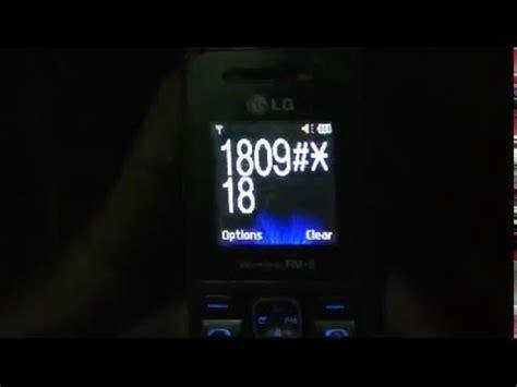 reset wifi lg factory reset lg a180 wireless fm phone youtube