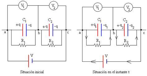 diferencia capacitor y bobina agrupaci 243 n de condensadores
